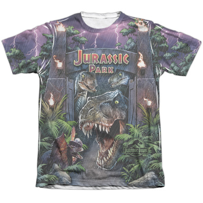 Jurassic Park - Welcome To The Park Shirts
