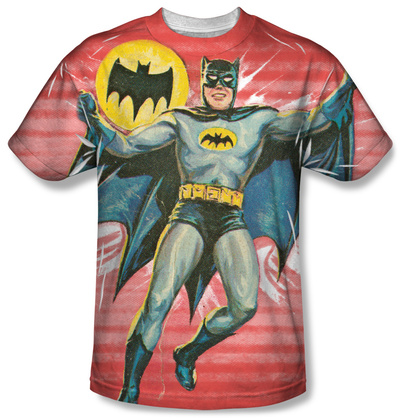 Batman Classic TV - Wrong Question T-shirts