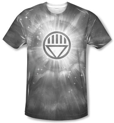 Green Lantern - Black Energy T-shirts!