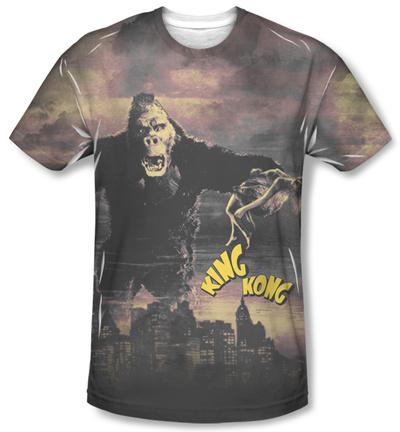 King Kong - Kong In The City T-Shirt