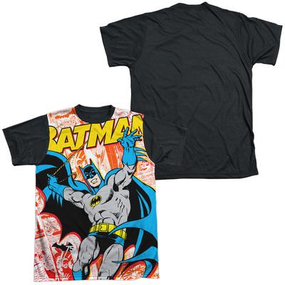 Batman - 75 Panels Black Back Sublimated