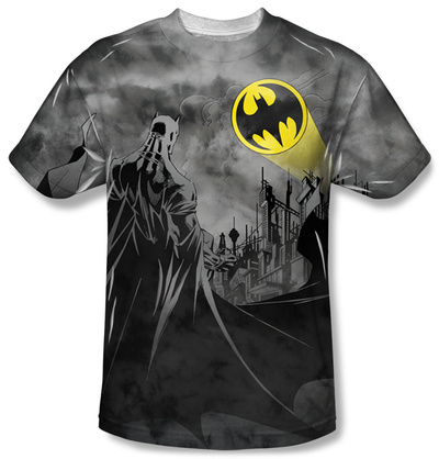 Batman – Heed The Call T-shirts