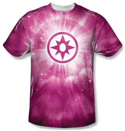 Green Lantern - Sapphire Energy T-shirts