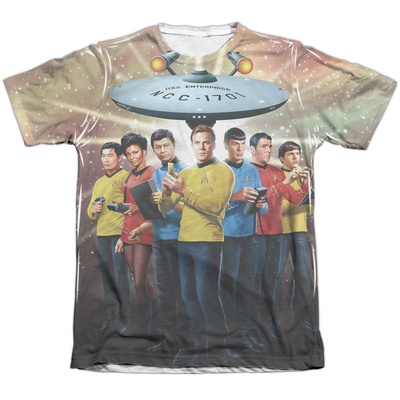 Star Trek - Original Crew Sublimated