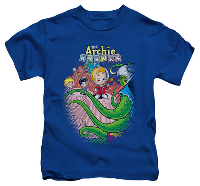 Juvenile: Archie Babies - Babies In Space Shirts