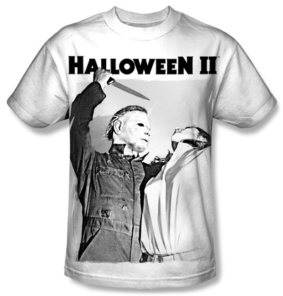 Halloween II - Serial Serenade Shirts