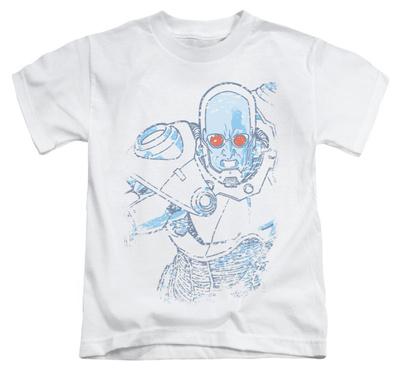 Juvenile: Batman - Snowblind Freeze T-shirts
