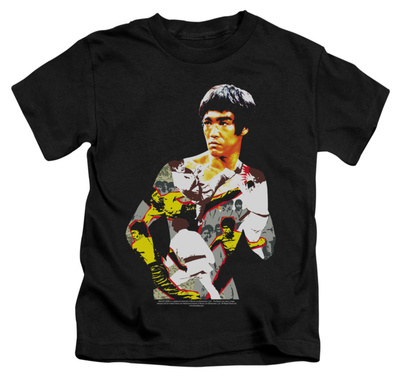 Juvenile: Bruce Lee - Body Of Action Shirts
