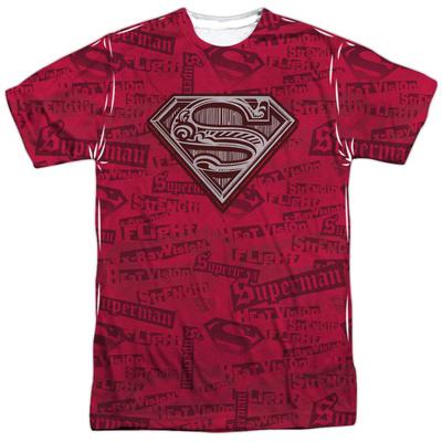 Superman - Super Powers Sublimated