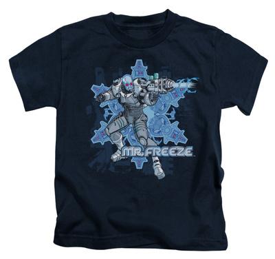 Juvenile: Batman - Mr Freeze Shirt
