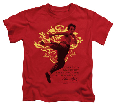 Juvenile: Bruce Lee - Immortal Dragon T-Shirt