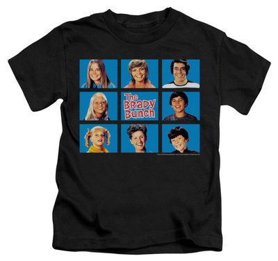 Juvenile: Brady Bunch - Framed Shirts
