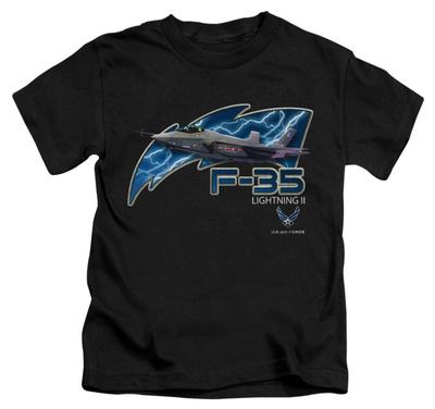 Juvenile: Air Force - F35 T-Shirt