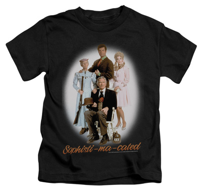 Juvenile: Beverly Hillbillies - Sophistimacated T-shirts