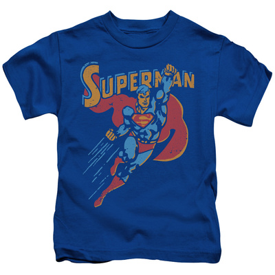 Juvenile: Superman - Life Like Action Shirt