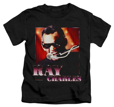 Juvenile: Ray Charles - Sing It T-shirts