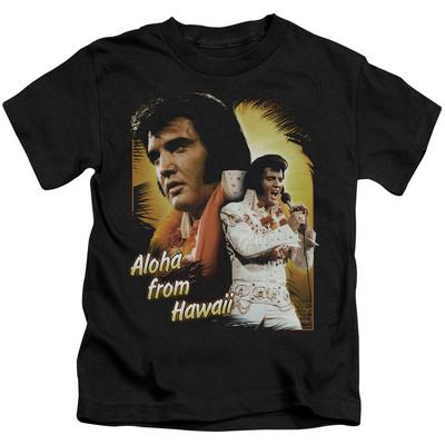 Juvenile: Elvis Presley - Aloha T-shirts