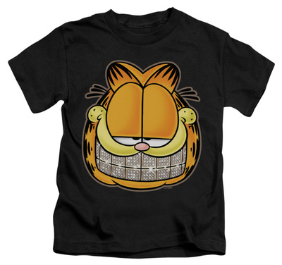 Juvenile: Garfield - Nice Grill Shirts