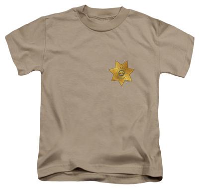Juvenile: Eureka - Badge T-Shirt