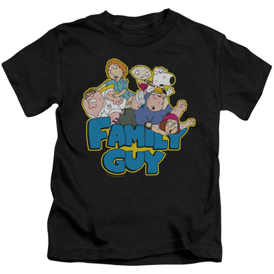 Juvenile: Family Guy - Family Fight T-Shirt