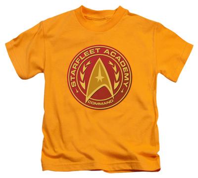 Juvenile: Star Trek - Command Shirts