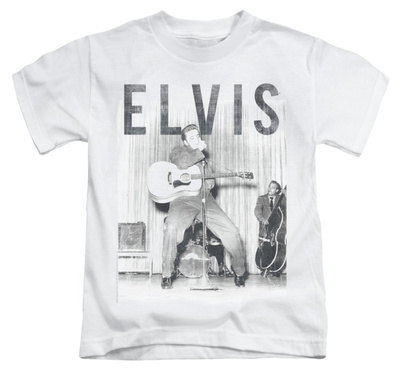 Juvenile: Elvis Presley - With The Band T-Shirt