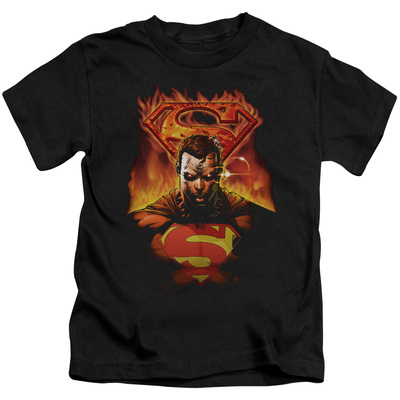 Juvenile: Superman - Man On Fire T-Shirt