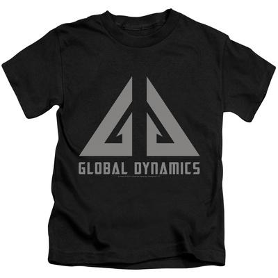 Juvenile: Eureka - Global Dynamics Logo Shirt