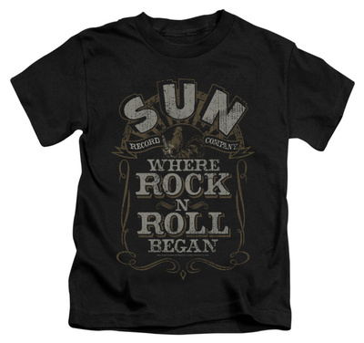 Juvenile: Sun Records - Where Rock Began T-Shirt!