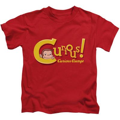 Juvenile: Curious George - Curious T-Shirt