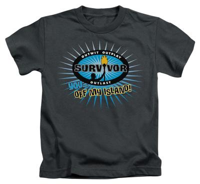Juvenile: Survivor - Off My Island T-shirts