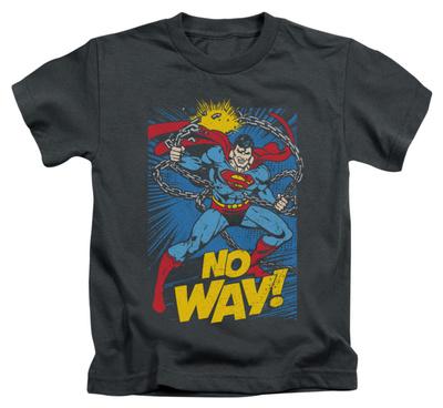 Juvenile: Superman – No Way T-shirts