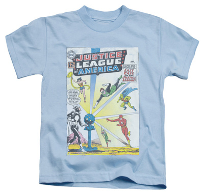 Juvenile: Justice League – Vintage Cover 12 Shirt