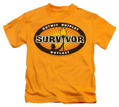 Juvenile: Survivor - Gold Burst Shirt