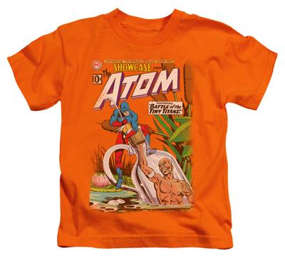 Juvenile: The Atom - Showcase No.34 Cover Shirt