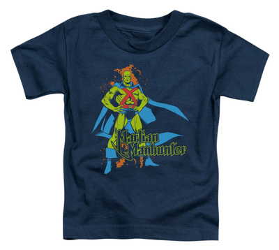 Toddler: Martian Manhunter - Martian Manhunter T-shirts