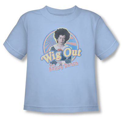 Toddler: Brady Bunch - Wig Out T-Shirt