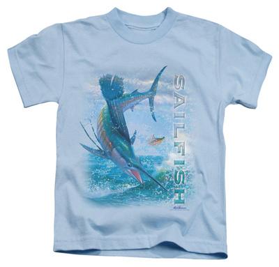 Youth: Wildlife - Leaping Sailfish T-Shirt