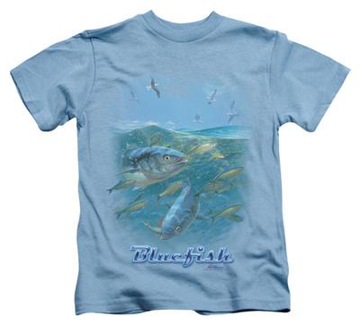Youth: Wildlife - Blue Mayhem T-shirts