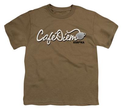Youth: Eureka - Cafe Diem T-Shirt
