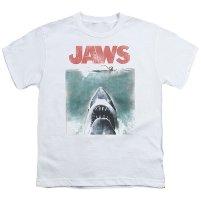 Youth: Jaws - Vintage Poster T-shirts