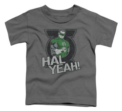 Toddler: Green Lantern - Hal Yeah T-Shirt