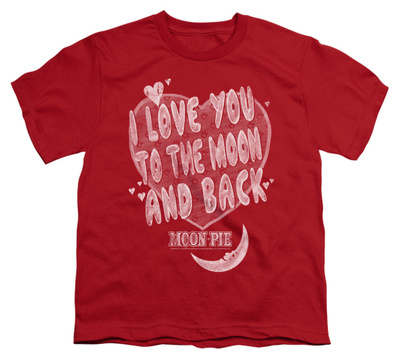 Youth: Moon Pie - I Love You T-Shirt