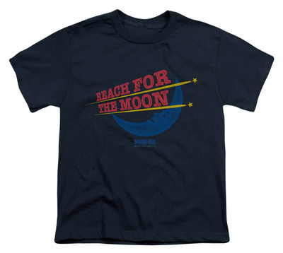 Youth: Moon Pie – Reach For The Moon T-shirts
