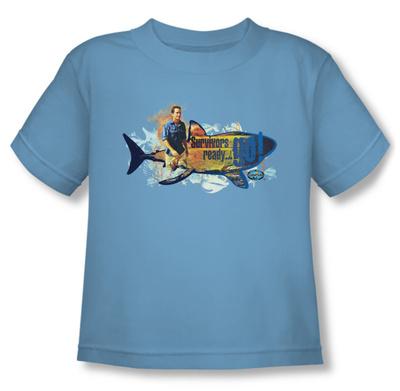 Toddler: Survivor - Ready Go T-shirts
