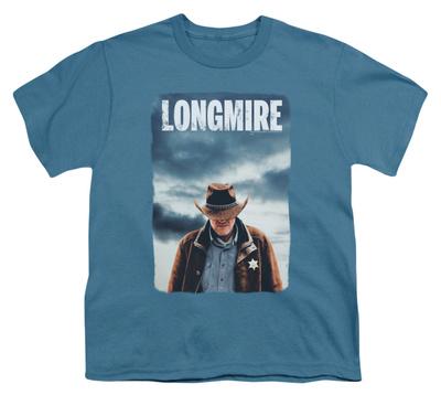 Youth: Longmire - Poster T-Shirt