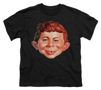 Youth: Mad Magazine - Alfred Head Shirts
