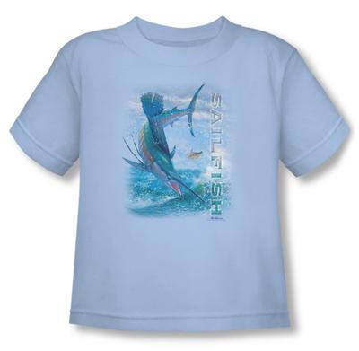 Toddler: Wildlife - Leaping Sailfish T-Shirt
