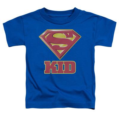 Toddler: Superman - Super Kid T-Shirt