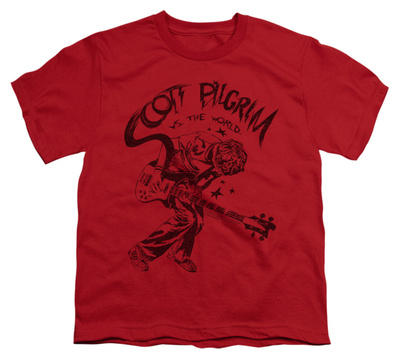 Youth: Scott Pilgrim - Rockin T-Shirt